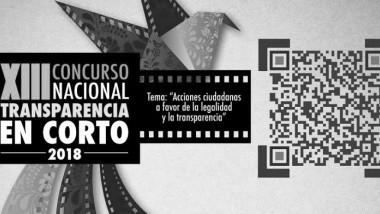 13° Concurso Nacional de Transparencia en Corto